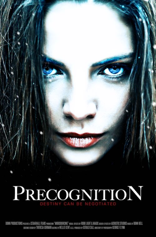 Precognition Movie Poster