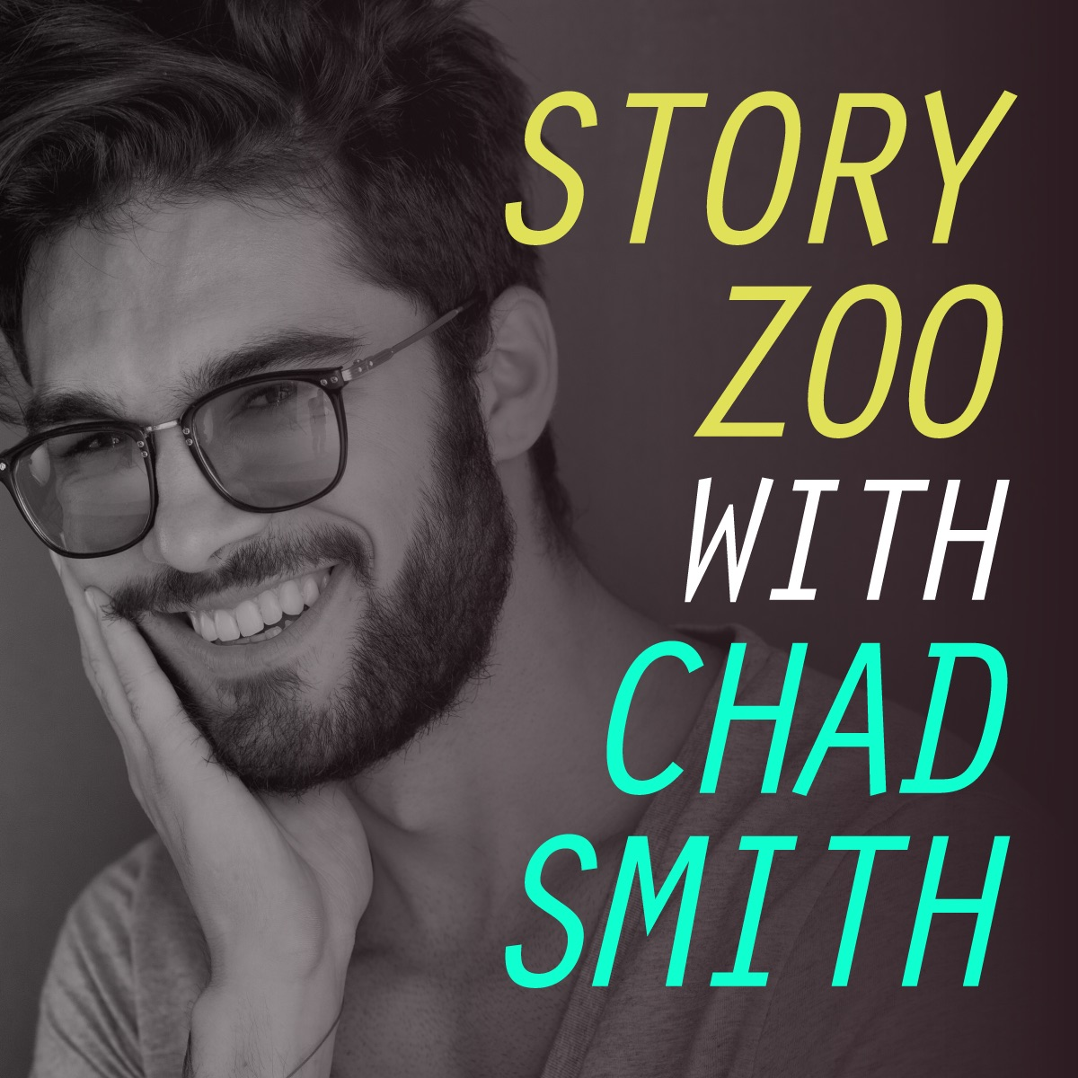 Story Zoo with Chad Smith: Podcast: Square Logo for U.S.
